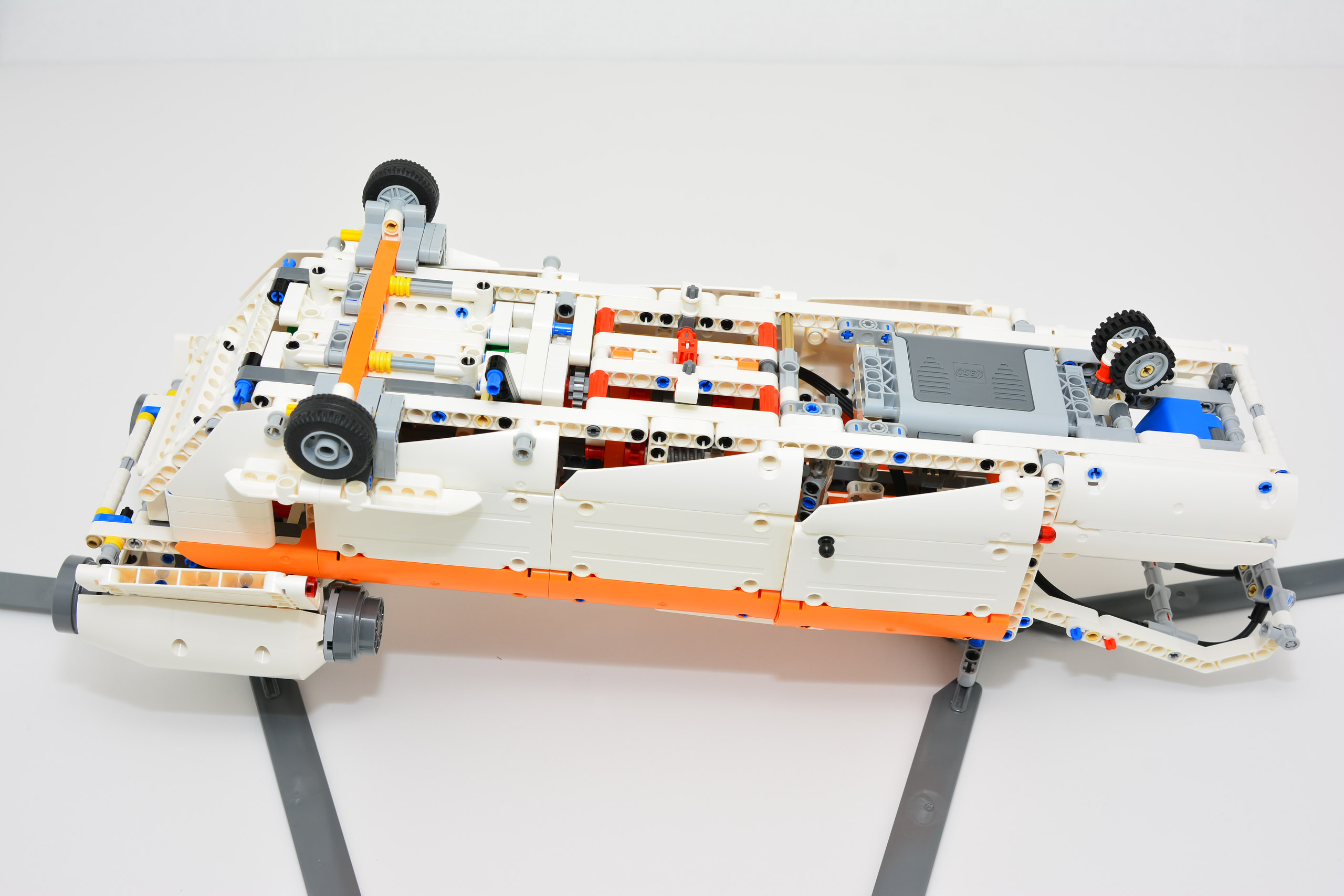 lego 42052 b model instructions