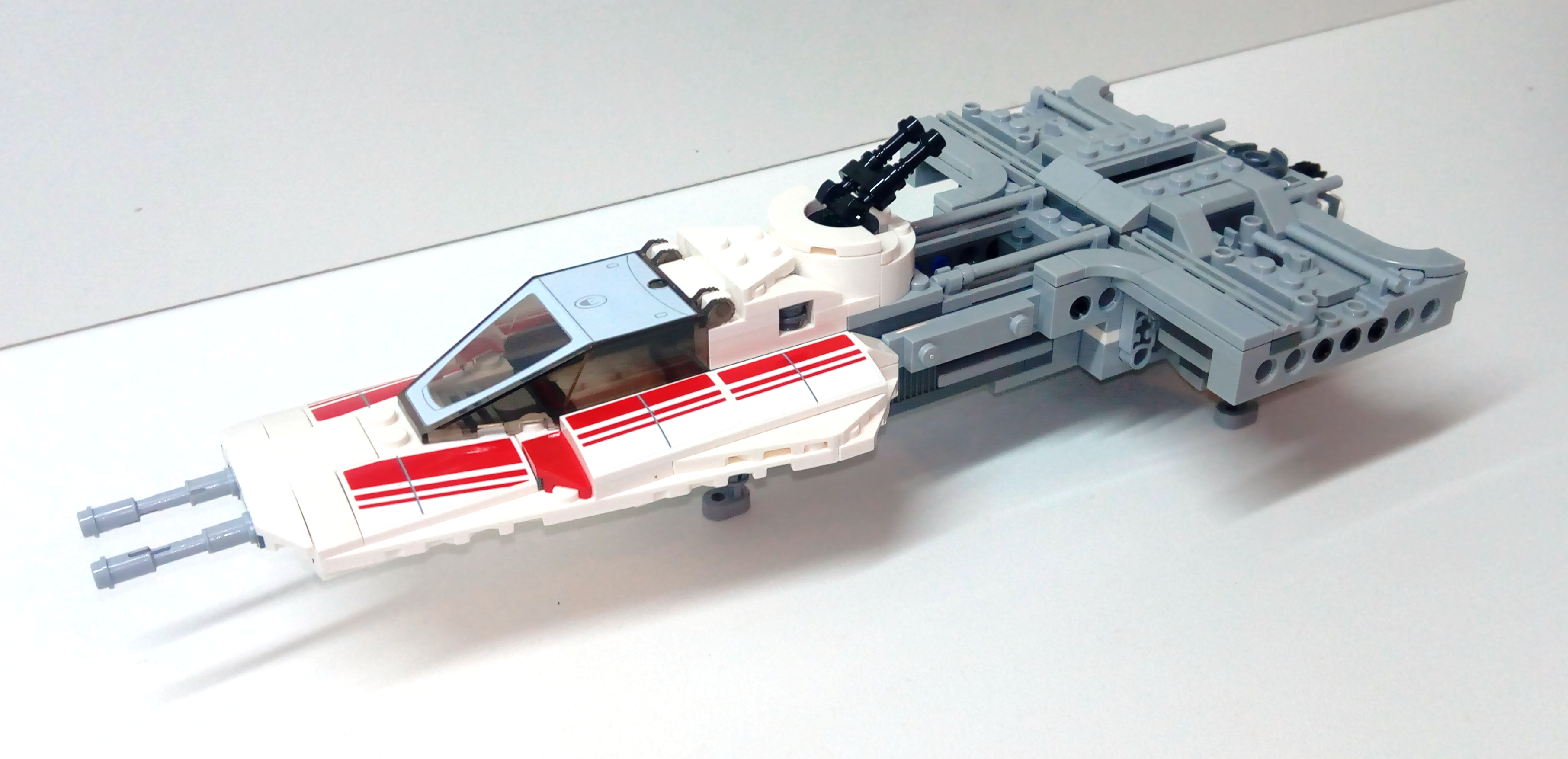 Review 75249 1 Resistance Y Wing Starfighter Rebrickable Build With Lego