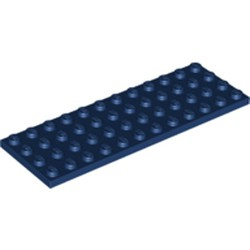 4168072 *NEUF* WHITE  REF 3029 LEGO LOT 10 X PLATE  4X12 BLANC