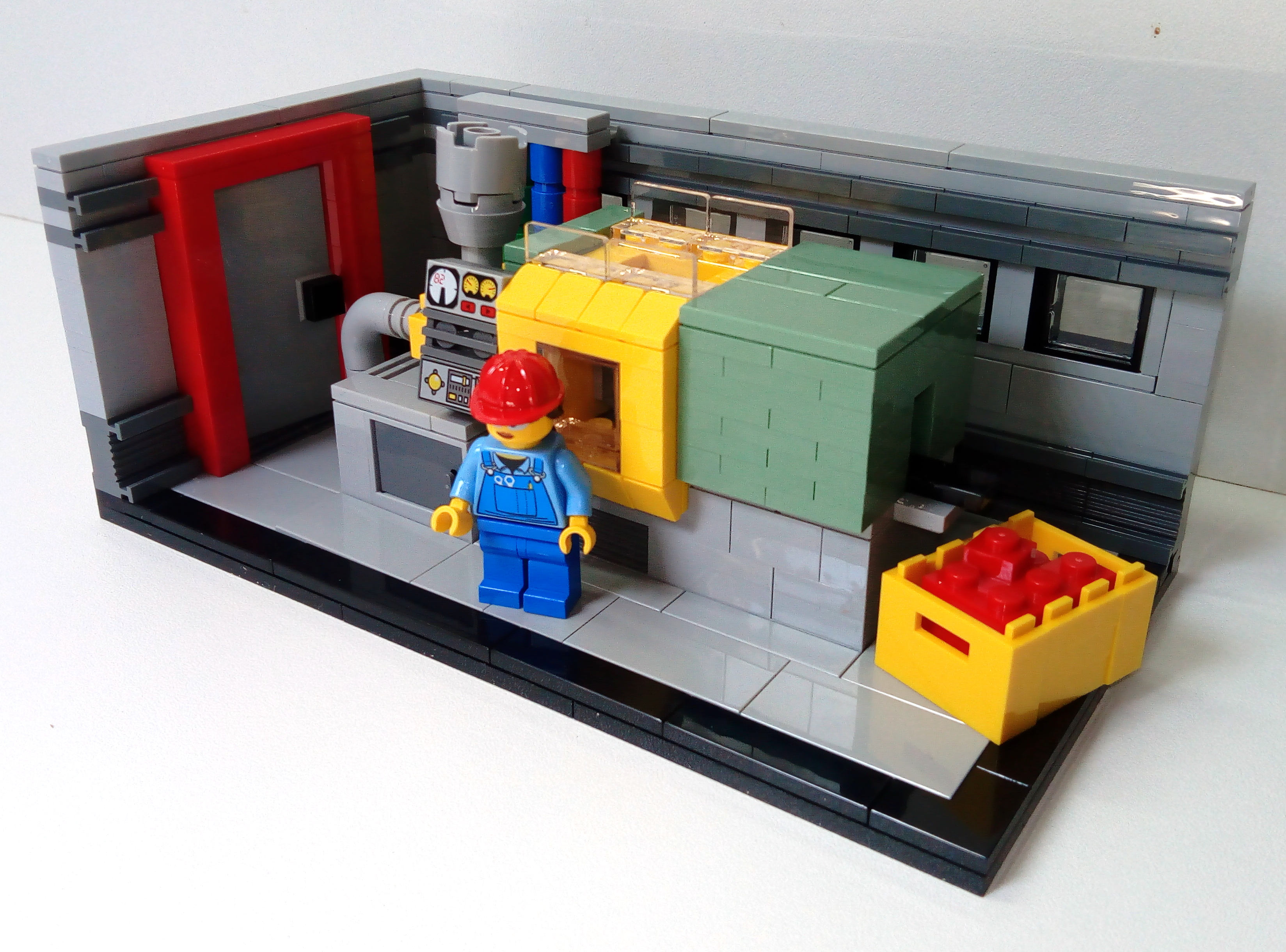 Review: The LEGO Story - BrickLink's AFOL Designer set