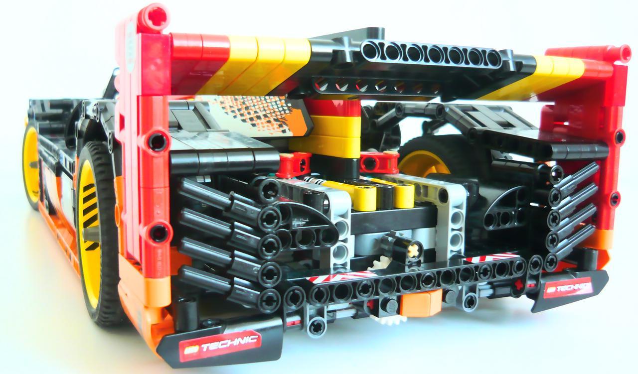 porsche porsche 919 hybrid hypercar lego technic mindstorms model team eurobricks forums. Black Bedroom Furniture Sets. Home Design Ideas
