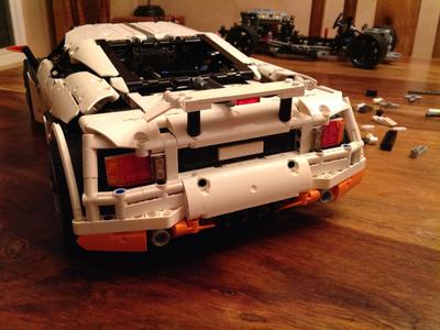 Moc Review Nathanael Kuipers Predator Lego Technic Mindstorms