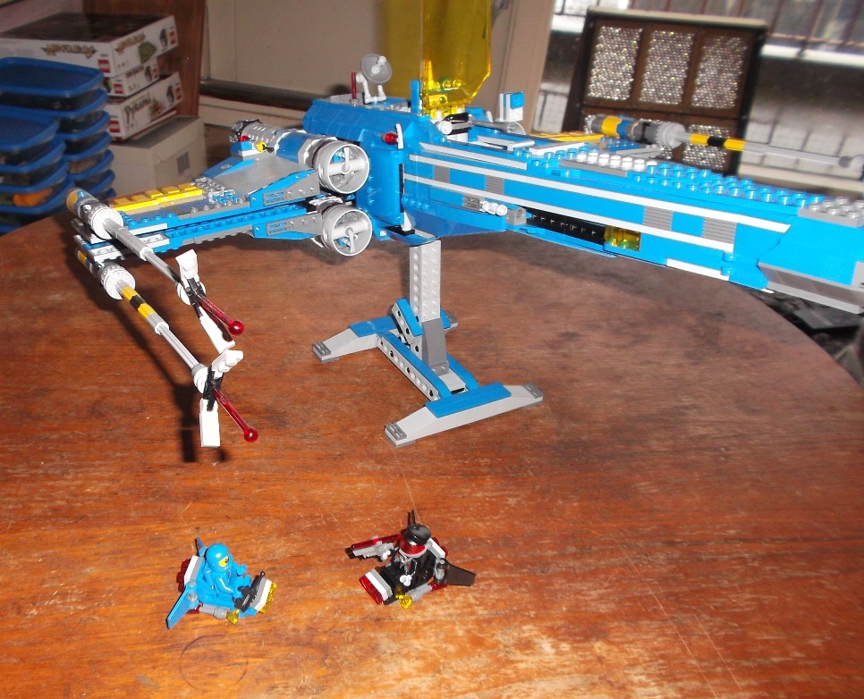 lego x wing instructions 10240