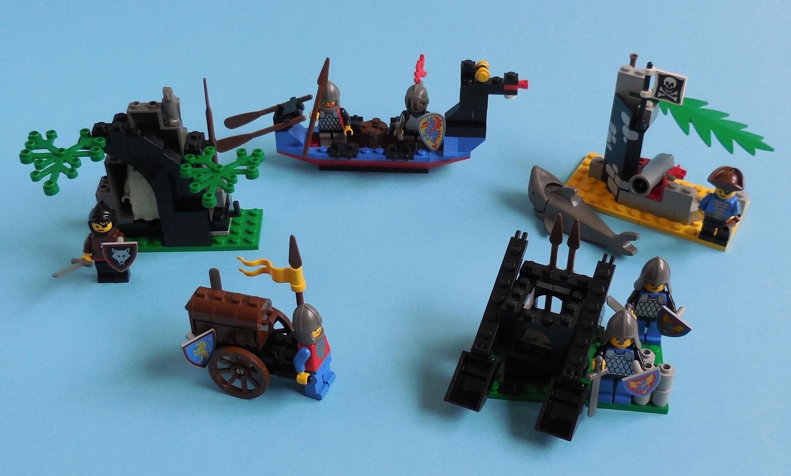 Rycerze I Piraci Od Lego W Niecodziennym Wydaniu Legos Soul